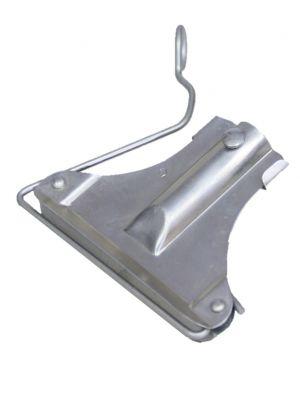 Strengenmopklem verzinkt staal