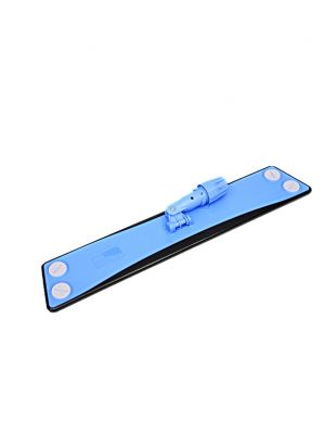 Stofwisapparaat met rubberen lamellen zool  55cm