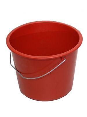 Emmer standaard 12 L rood