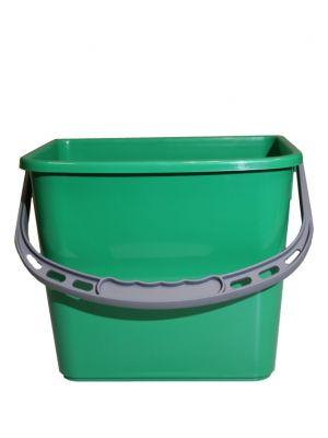 Emmer 5 L groen