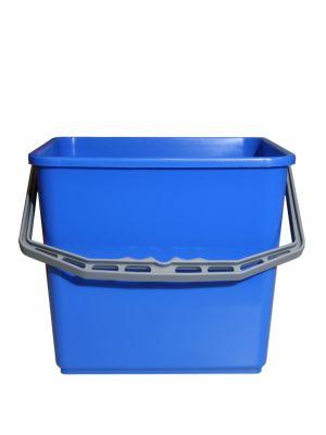 Emmer 6 L blauw