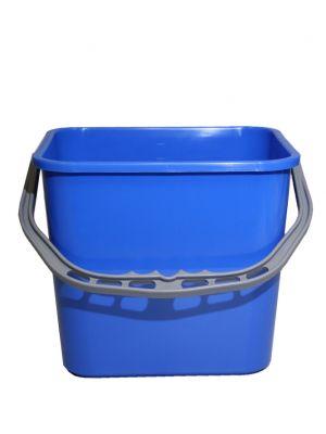 Emmer 12 L blauw