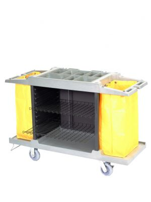 Multifunctionele service trolley