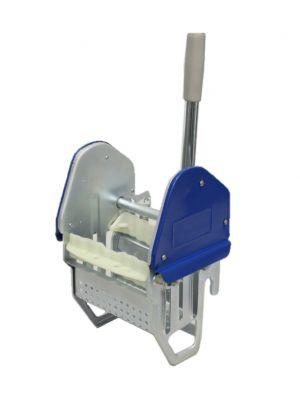 Multipers metaal blauw
