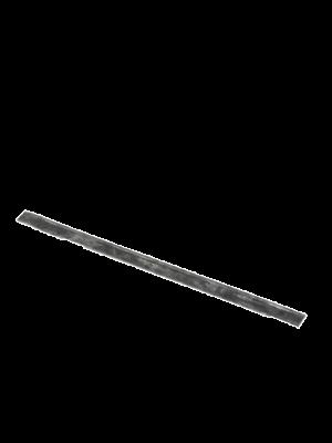 Raamtrekkersprofiel 35 cm van zacht natuurrubber