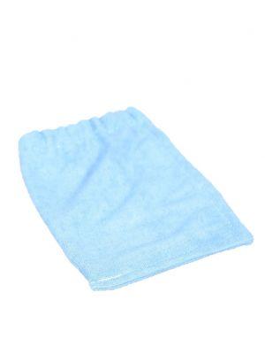 Reinigingswant microvezel blauw