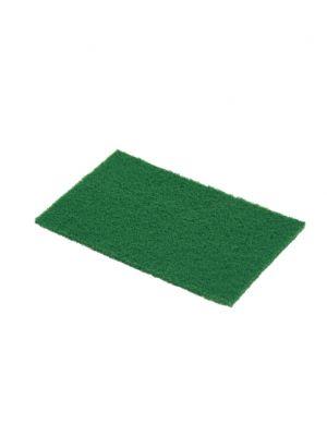 Handpad groen 15x22,5cm, 8 mm dik (10st)