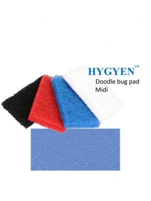 HYGYEN doodlebug pad Midi, blauw