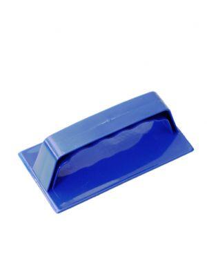 Padhouder Midi 7x14cm met handgreep, blauw