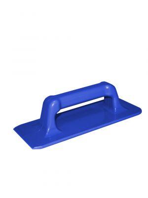 Padhouder Jumbo met handgreep 23,5x10cm, blauw