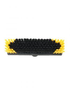 Safebrush zaalveger 30cm, combi gepluimd PBT (8 st)