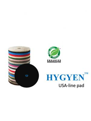 "HYGYEN USA-line pad Full Cycle 13"" Black (5 st)"