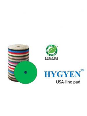 "HYGYEN USA-line pad Full Cycle 13"" Green (5 st)"