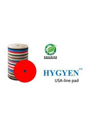 "HYGYEN USA-line pad Full Cycle 16"" Red ( 5 St)"