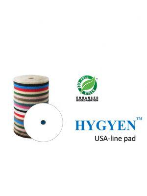 """HYGYEN USA-line pad Full Cycle 13"""" White (5 st)"""