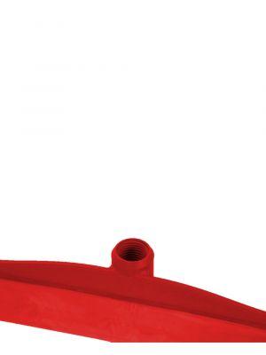 Vloertrekker  Extra  hygiënische monowisser, 70cm, rood (10 st)